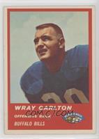 Wray Carlton [GoodtoVG‑EX]
