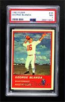 George Blanda [PSA7NM]
