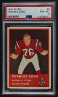 Charley Long [PSA8NM‑MT]