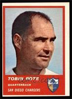 Tobin Rote [VGEX]