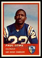 Paul Lowe [NM]