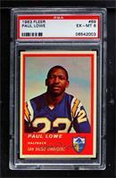 Paul Lowe [PSA6EX‑MT]