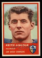Keith Lincoln [EX]