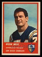 Ron Mix [NM]