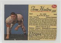 Tom Hinton [PoortoFair]