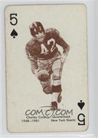 Charlie Conerly [Poor to Fair]