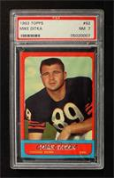 Mike Ditka [PSA 7 NM]