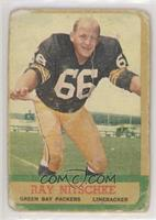 Ray Nitschke [Poor to Fair]