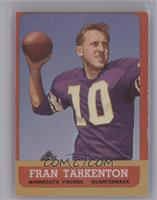 Fran Tarkenton [Very Good]