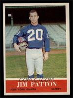 Jimmy Patton [NM]