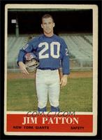 Jimmy Patton [GOOD]