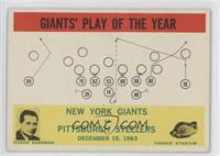 Giants' Play of the Year