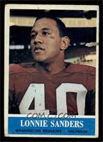 Lonnie Sanders [GOOD]