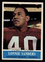 Lonnie Sanders [EX]