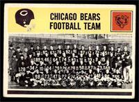 Chicago Bears Team [VG]