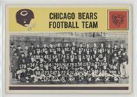 Chicago Bears Team [GoodtoVG‑EX]