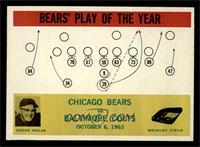 Bears' Play of the Year [NM]