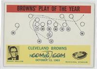 Browns' Play of the Year