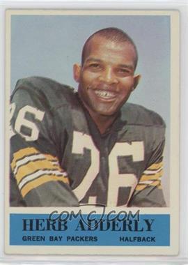 1964 Philadelphia - [Base] #71 - Herb Adderly