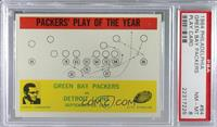 Packers' Play of the Year [PSA8NM‑MT]