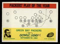 Packers' Play of the Year [EX MT]