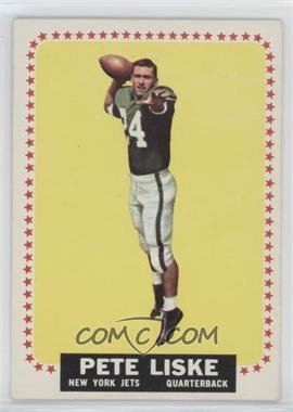 1964 Topps - [Base] #117 - Pete Liske