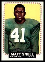 Matt Snell [EX]