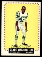 Clyde Washington [EX]