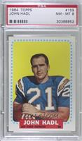 John Hadl [PSA 8 NM‑MT]