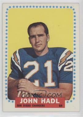 1964 Topps - [Base] #159 - John Hadl