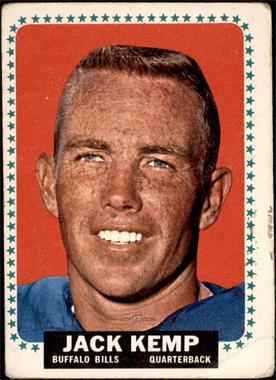 1964 Topps - [Base] #30 - Jack Kemp [POOR]