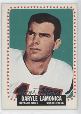 1964 Topps - [Base] #31 - Daryle Lamonica