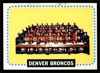 Denver Broncos Team [EX]