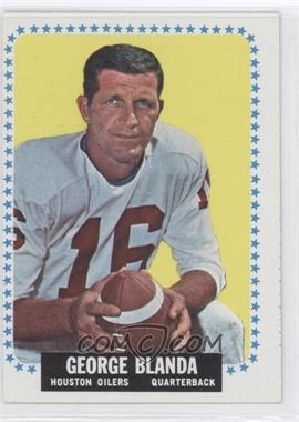 1964 Topps - [Base] #68 - George Blanda