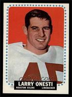 Larry Onesti [EXMT]
