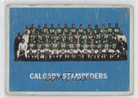 Calgary Stampeders (CFL) Team [PoortoFair]
