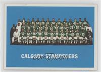 Calgary Stampeders (CFL) Team [GoodtoVG‑EX]