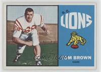 Tom Brown [GoodtoVG‑EX]