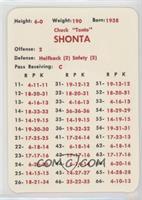 Chuck Shonta