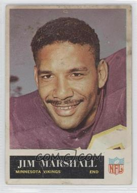 1965 Philadelphia - [Base] #107 - Jim Marshall