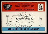 Minnesota Vikings, Los Angeles Rams [EXMT]