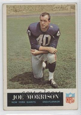1965 Philadelphia - [Base] #120 - Joe Morrison [Good to VG‑EX]