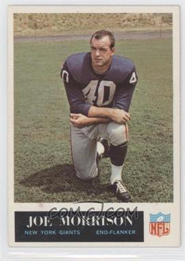 1965 Philadelphia - [Base] #120 - Joe Morrison