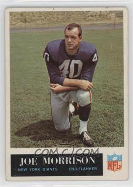 1965 Philadelphia - [Base] #120 - Joe Morrison [GoodtoVG‑EX]