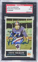 Steve Thurlow [SGC AUTHENTIC AUTO]