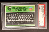 Eagles Team [PSA8NM‑MT]