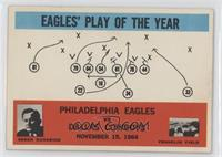 Philadelphia Eagles, Dallas Cowboys Team, Joe Kuharich [Good to VG…