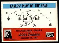 Philadelphia Eagles, Dallas Cowboys Team, Joe Kuharich [EX MT]