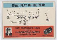 San Francisco 49ers, Philadelphia Eagles, Jack Christiansen [Goodto…
