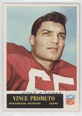 1965 Philadelphia - [Base] #194 - Vince Promuto